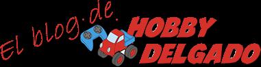 Logo El blog de Hobby Delgado