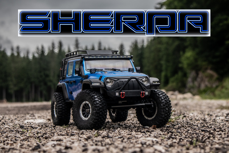 Crawler Sherpa CR3.4